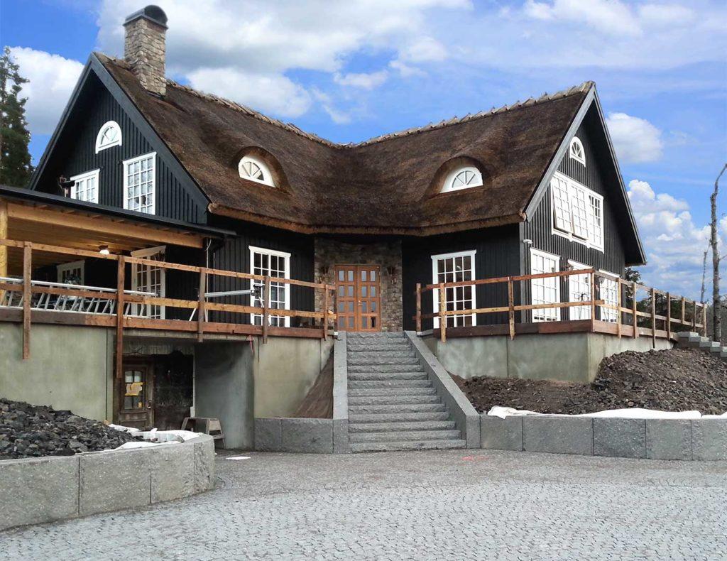 Majobygg - Nybyggd villa i Anderstorp